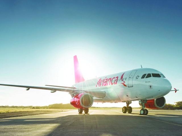 Avianca lanza plan para optimizar su flota hasta 2028
