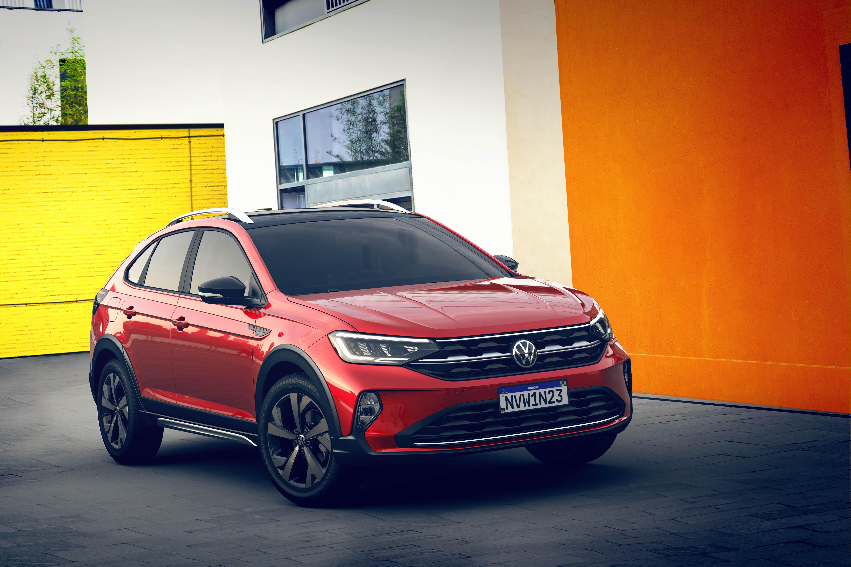 Volkswagen destapa el nuevo Nivus en una premier virtual